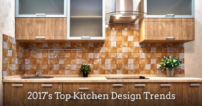 2017 Top Kitchen Design Trends