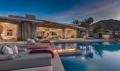 JUST SOLD!!  8 Rockcrest, Rancho Mirage, CA $4,500,000