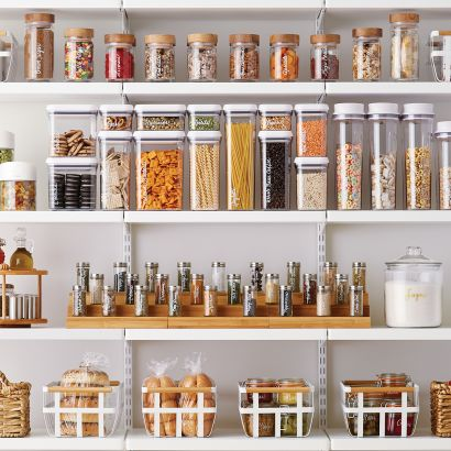 20 Genius Ways to Organize Your Pantry