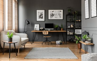 4 Simple Updates to Refresh the Home Office
