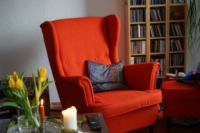 11 Ways To Maximize A Small Living Space