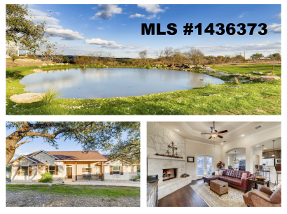 Dream Home in Boerne, TX