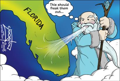 Preparing Your Florida Home For Colder Temperatures