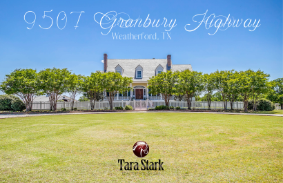 9507 Granbury Highway – Gorgeous 62 Acre Equestrian Estate