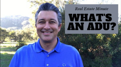 What's an ADU? – Phil Gibbs Real Estate Minute