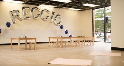 Congratulations Reggio & Co.