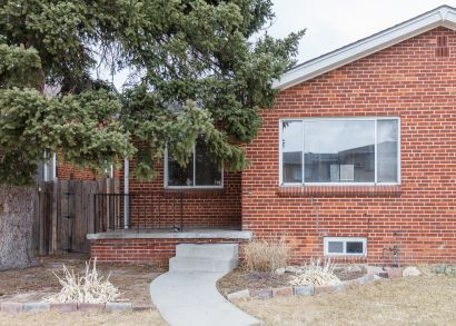 SOLD! Denver Brick Duplex 1436 Jersey Street