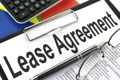 Common types of leases