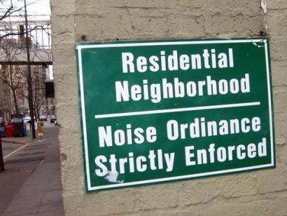 Noise Complaints? How to Handle the Issue