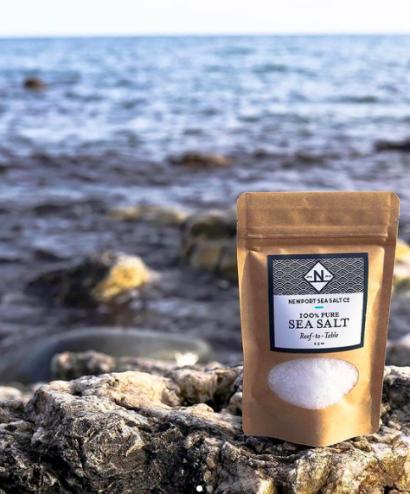 Small Business Feature: Newport Sea Salt Company
