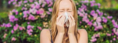 Stay Healthy During the Spring Allergy Season