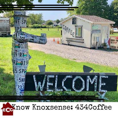 Know Knoxsense: 434Coffee