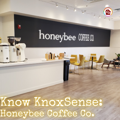 Know Knoxsense: Honeybee Coffee Co. West Town Mall