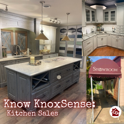 Know Knoxsense: Kitchen Sales