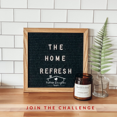 The Home Refresh Challenge