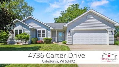New Listing: 4736 Carter Drive   Caledonia