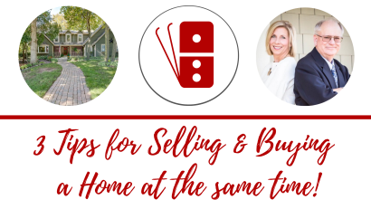 3 Tips for Selling and Buying at the same time!