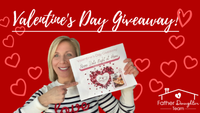 Our Valentine's Day Giveaway!