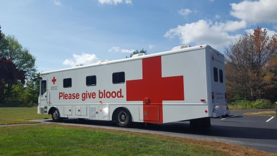 Thank You to All Blood Drive Donors!