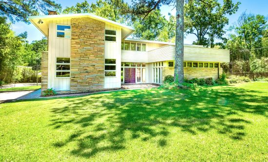 """Mad Men"" Stylish—Mid-Century Modern Beauty in Awesome Fondren!"