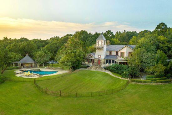 A Spectacular, Dream-Come-True, Country Estate