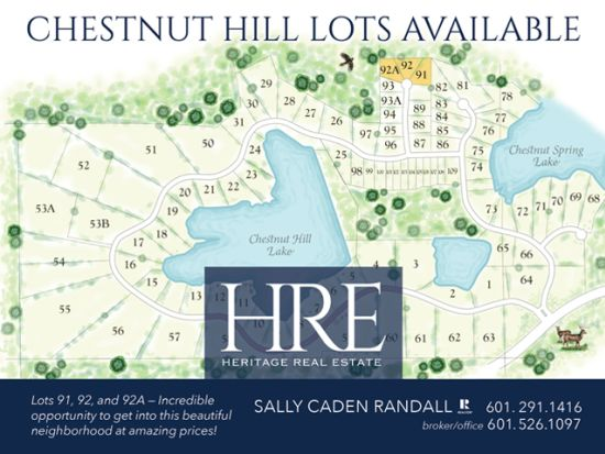 Chestnut Hill: 3 Lots on Moonlight Hollow Cul de Sac For Sale