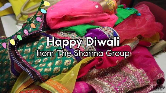 Diwali Celebration with The Sharma Group