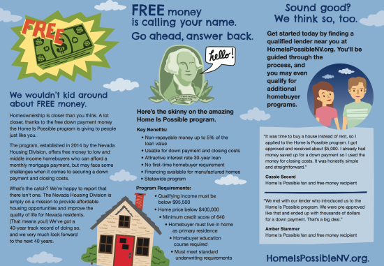 Buyers Free Money for Down Payment and Closing Costs
