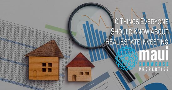 10 Things Everyone Should Know About Real Estate Investing