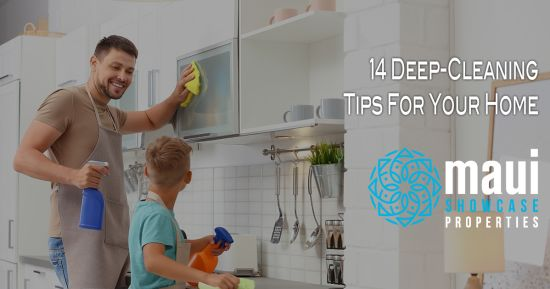 14 Deep-Cleaning Tips For Your Home