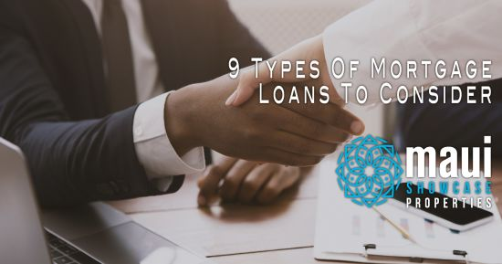 9 Types Of Mortgage Loans To Consider
