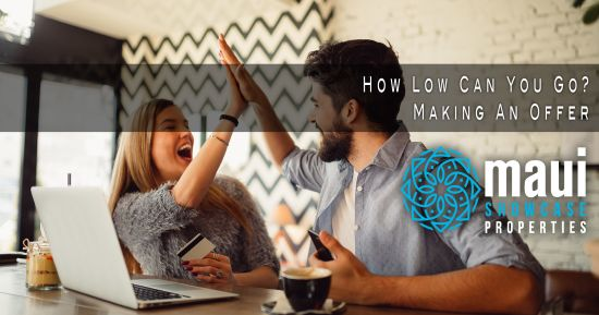 How Low Can You Go: Making An Offer