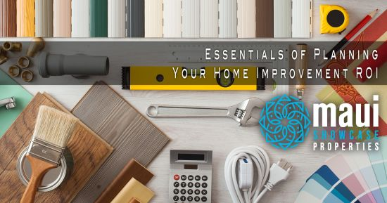 Essentials of Planning Your Home Improvement ROI