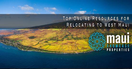 Top Online Resources for Relocating to West Maui