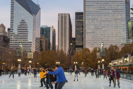Five Things to Do During Thanksgiving Break in Chicago