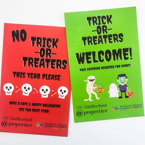 Halloween Signs- Get Yours Today!