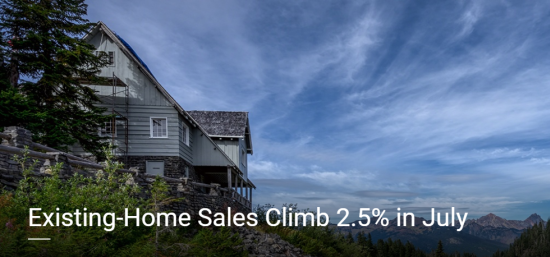 Real Estate Market Continues to Chug Along