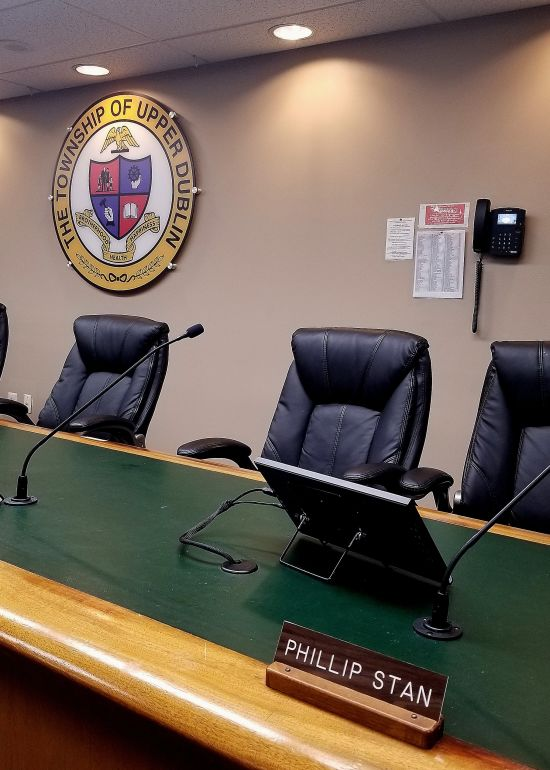 Proud to be the newest member of the Upper Dublin Twp Zoning Hearing Board