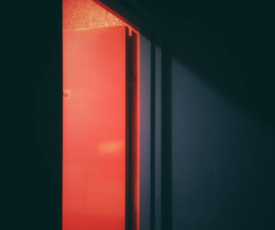 The Red Bathroom From Hell