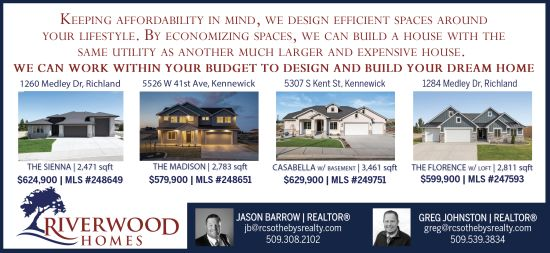 Current Available Riverwood Homes