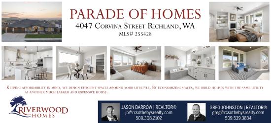 Riverwood Homes 2021 Parade of Homes Entry