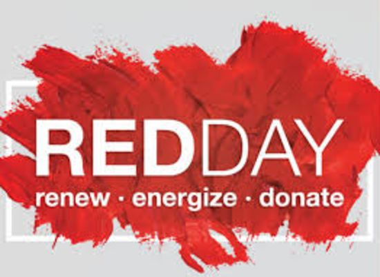 Red Day London 2018