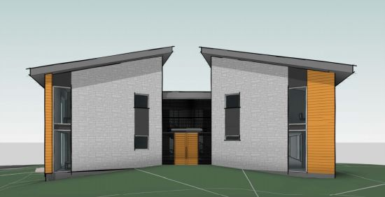 Designing New Build Homes