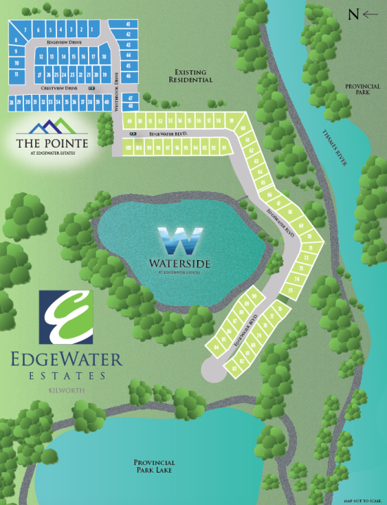 Edgewater Estates Kilworth