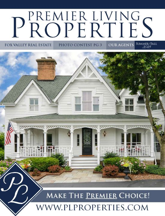 Premier Living Properties Summer/Fall 2018 Magazine
