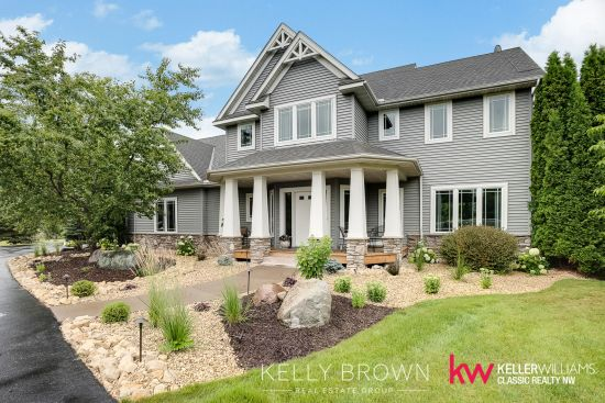 For Sale!  Stunning home!  5261 Yvette Street.  Greenfield, MN.