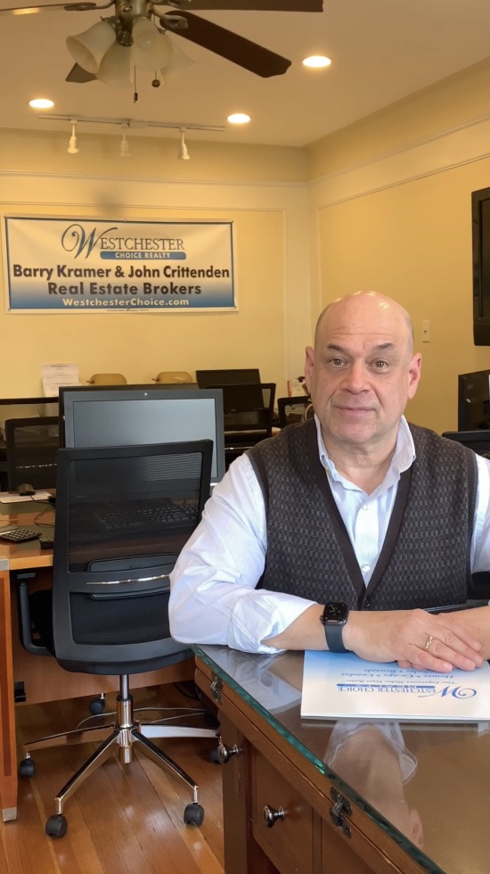 A Message from Barry Kramer, our Principal Broker