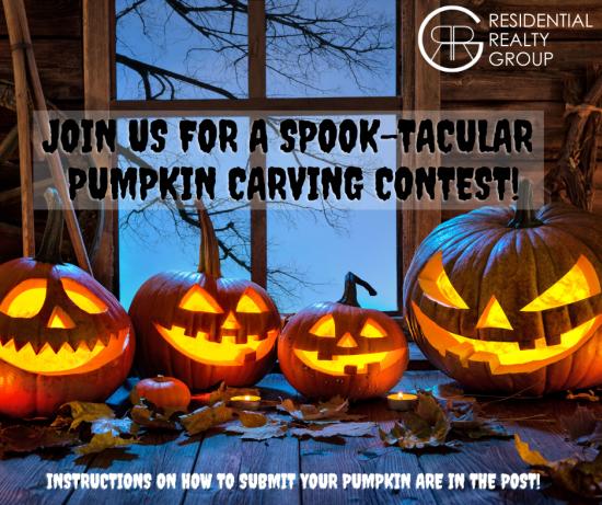 Virtual Pumpkin Carving Contest