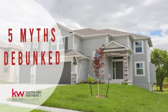 5 Myths Debunked about Homeownership