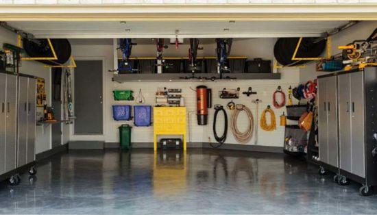 Storage ideas for your Garage